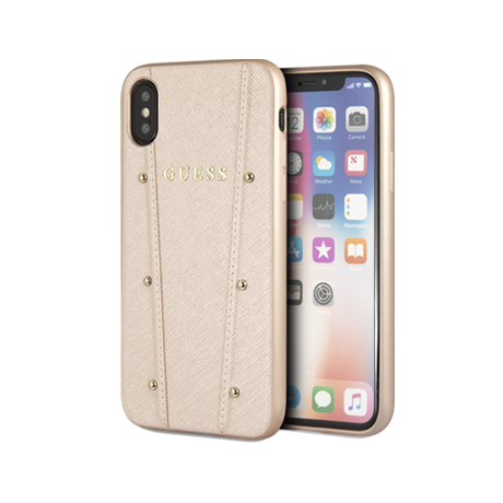 Guess Protective Case Kaia Collection For iPhone XsiPhone X