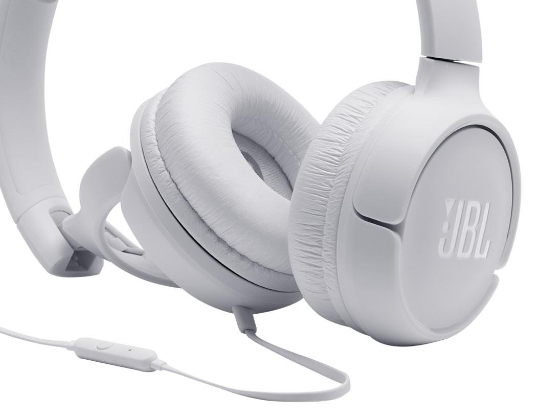 Jbl Bluetooth Headset T500 White